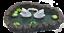 Fairy Garden Miniature Swan Pond LOVE is in the air for Garden Fairies