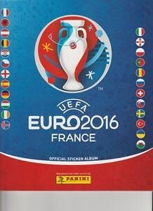 PANINI-EURO-2016-France-EM-20-stickers-choisir-Top