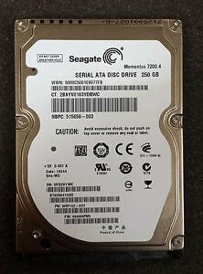 SEAGATE MOMENTUS 7200.4 SATA DRIVERS FOR PC