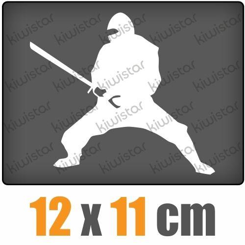 Ninja csf0566 12 x 11 cm JDM sticker autocollant