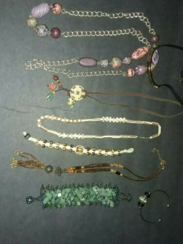 Jewelry Lot All Wearable New, Modern, Vintage COS