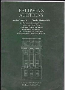 Baldwin-039-s-romanos-griegos-bizantinos-India-amp-britanico-monedas-London-2001-Catalogo