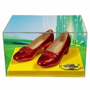 Wizard-Oz-Dorothy-Ruby-Slippers-Replica-Yellow-Brick-Road-Edition-Collectible