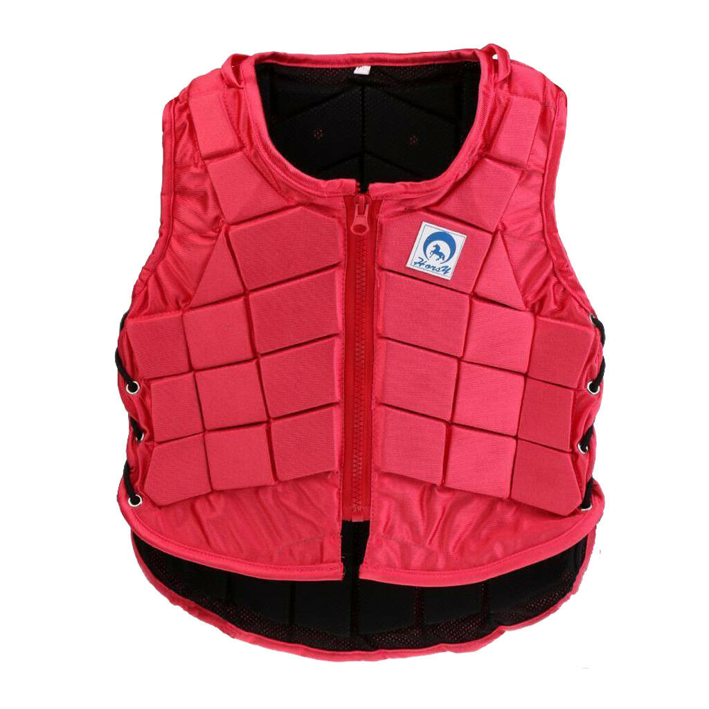 Equestrian  Riding Vest Safety Predective Body Predector Waistcoat ..  cheap