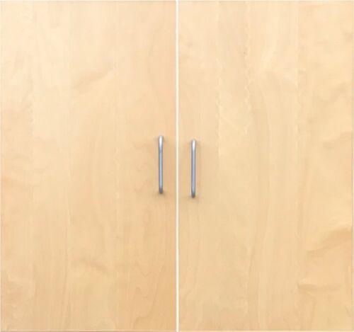 Griffe ATTEST IKEA Effektiv Türen in Birke 40x78cm inkl
