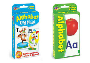 Early Learning Flash Cards Activity Pack - Fun Home Learning - For Ages 3+