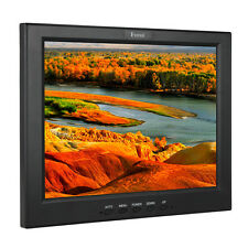 "EYOYO 12"" Inch LCD Video Monitor Screen HDMI BNC VGA for PC CCTV Security Camera"