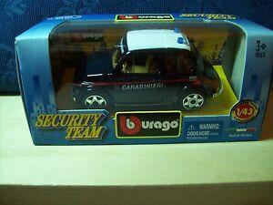 FIAT-500-CARABINIERI-112-1-43-BURAGO-SECURITY-TEAM-A16