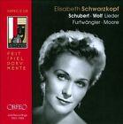 Schubert, Wolf: Lieder (CD, Aug-2010, 3 Discs, Orfeo)