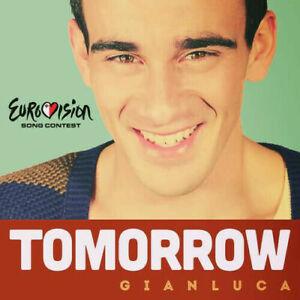 2021 Eurovision - Malta 2013. Tomorrow - Gianluca Bezzina. ( Promo CD Single.)