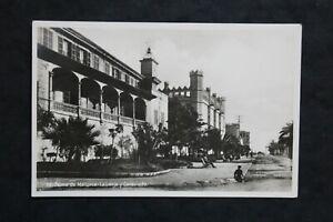 Tarjeta-Postal-CPA-Palma-Mallorca-la-Lonja-Y-Consulado