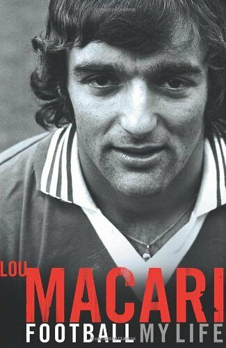 Football, My Life,Lou Macari