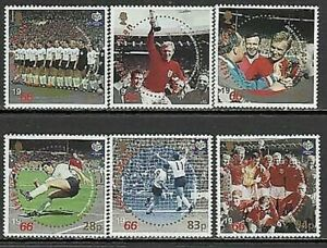 Man-Mail-2006-Yvert-1324-9-MNH-Sports-Football