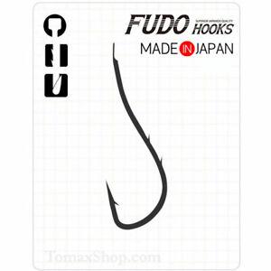 Fishing Hooks FUDO OCTOPUS SH 7001 Made in Japan OPSH Black Nickel
