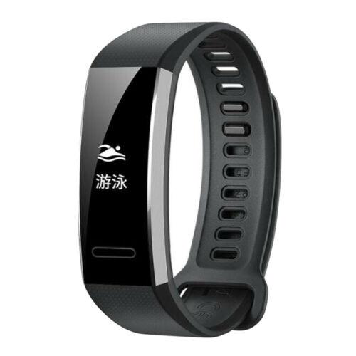 Sports Soft Silikon Ersatz Uhrenarmband Strap Für Huawei Band 2 Band 2 Pro DE