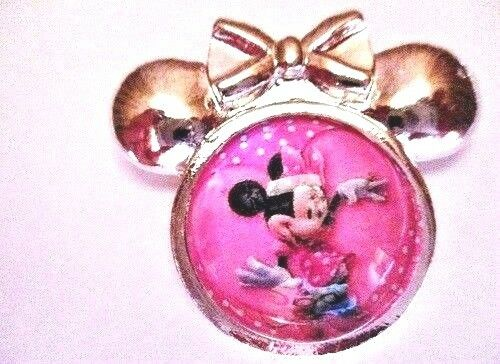 Minnie Mouse Silver Necklace Buy 1 Get 1 50/% OFF All Bracelets//Ncklaces