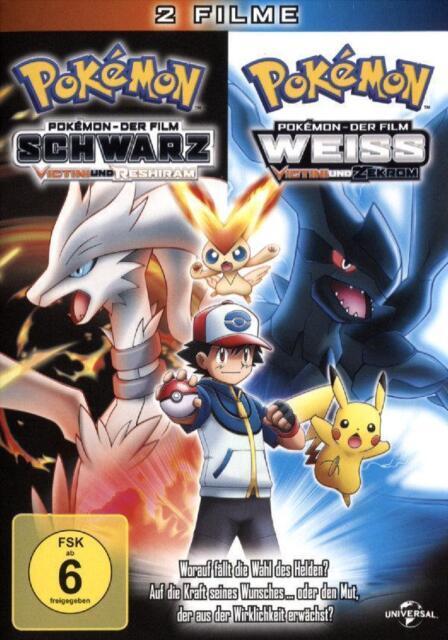 Pokémon - Der Film - Schwarz & Weiß (2012)