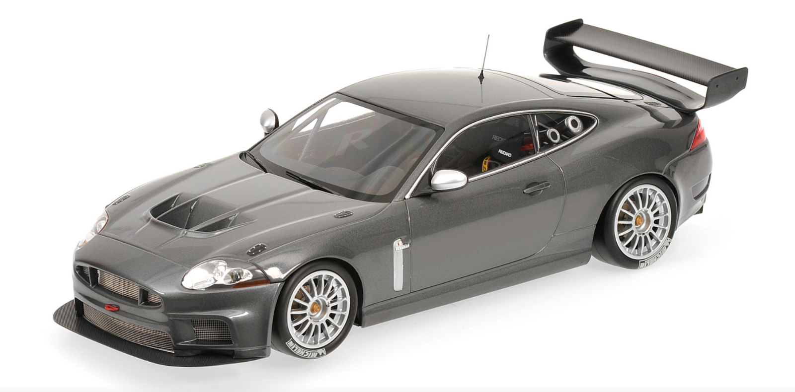 1 18 Jaguar XKR GT3 2008 1 18 • MINICHAMPS 150081390