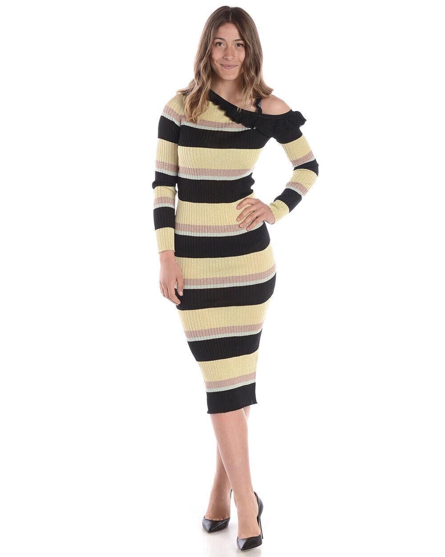 bb758ecc4bc6 Vestito Liu Dress MADE IN ITALY Donna Z18021MA56G 4834 Jo Nero nonyfw8112- Vestiti