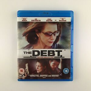 The-Debt-Blu-ray-2012