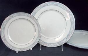 Lenox-CHARLESTON-2-Salad-Plates-Bread-amp-Butter-Plate-GREAT-CONDITION