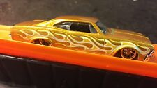 2017 Hot Wheels Super CUSTOM 65 Chevy Impala w Real Riders Multi Pack Exclusive