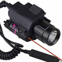 Super Bright Tactical Led Laser Pointer Sight Glare Focus Flashlight Torch Lamp