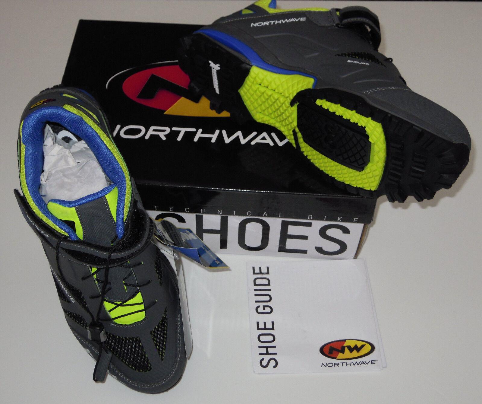 Northwave - skor Original Northwave x MTB Modell Enduro Freeride SPD Box-Ny