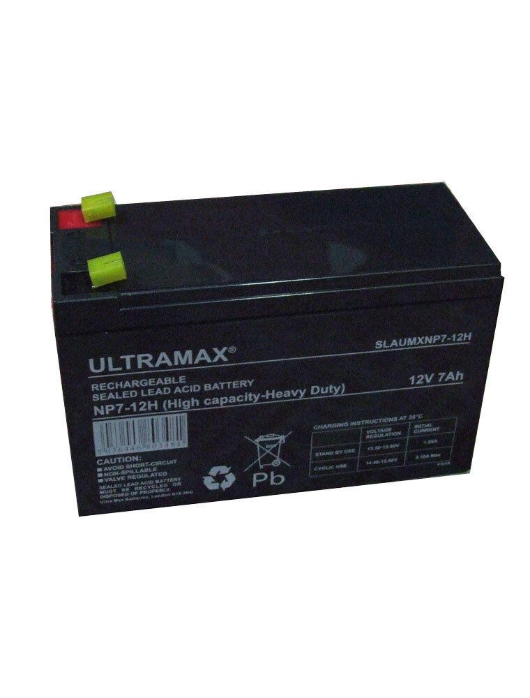 3 x 12V 7Ah as 7,5ah VRLA Aufladbar Elektrisches Elektrisches Elektrisches Bike batterien Schwer Pflicht 5c3693