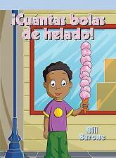Cuantas Bolas de Helad (Spanish Edition) ( Baron, Jessicae ) Used - VeryGood