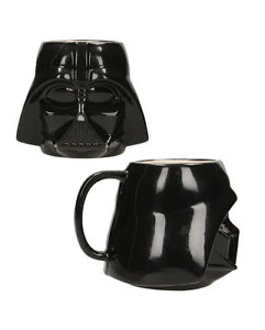 STAR-WARS-GUERRE-STELLARI-TAZZA-MUG-CUP-DARTH-VADER-HELMET-ELMO-CERAMIC-CASCO-2
