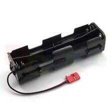 FUTABA 4P-BH BATTERY HOLDER BOX 4 X AA-CELL WITH CONNECTOR FOR T4PKS TX EBA0532