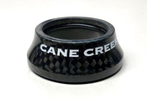 "NEW Cane Creek carbon headset cap 15mm high 1 1//8/"" diameter"