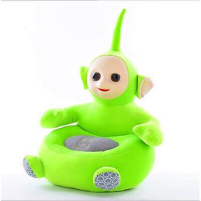 The Teletubbies Children Seat Backrest Plush Toys Kids Sofa Tatami Kindergarten!