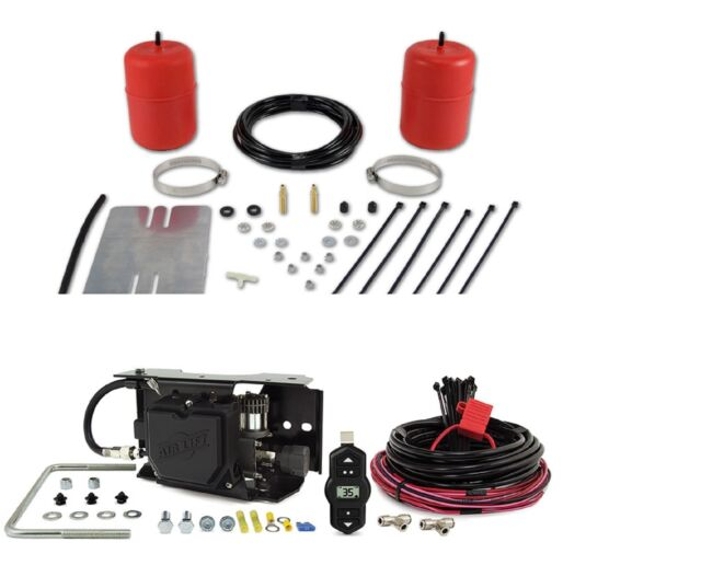 Air Lift 1000 Air Spring & Wireless One 2nd Gen EZ Kit For