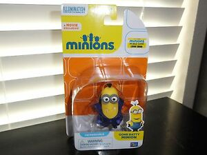 """Minions Medieval Minion Poseable 2/"""" Figure New Thinkway Toys"""