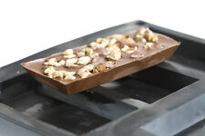 7 cell Bullion Bar Small Chocolate Candy Chocolatier Artisan Silicone Mould Pan