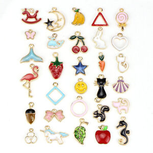 30PCS-Mixed-email-perles-pendentifs-Charms-Craft-A-faire-soi-meme-Jewelry-Findings-S