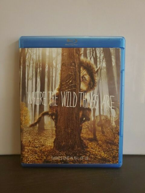 Where the Wild Things Are (Blu-ray/DVD, 2010) | eBay