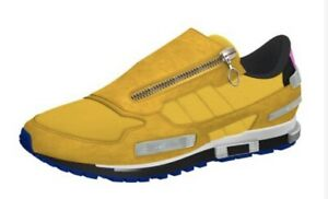 buy online 03e7c 60338 Details about ADIDAS BY RAF SIMONS Yellow Raf Simons Rising Star 1 Sneakers  Trainers RRP £229