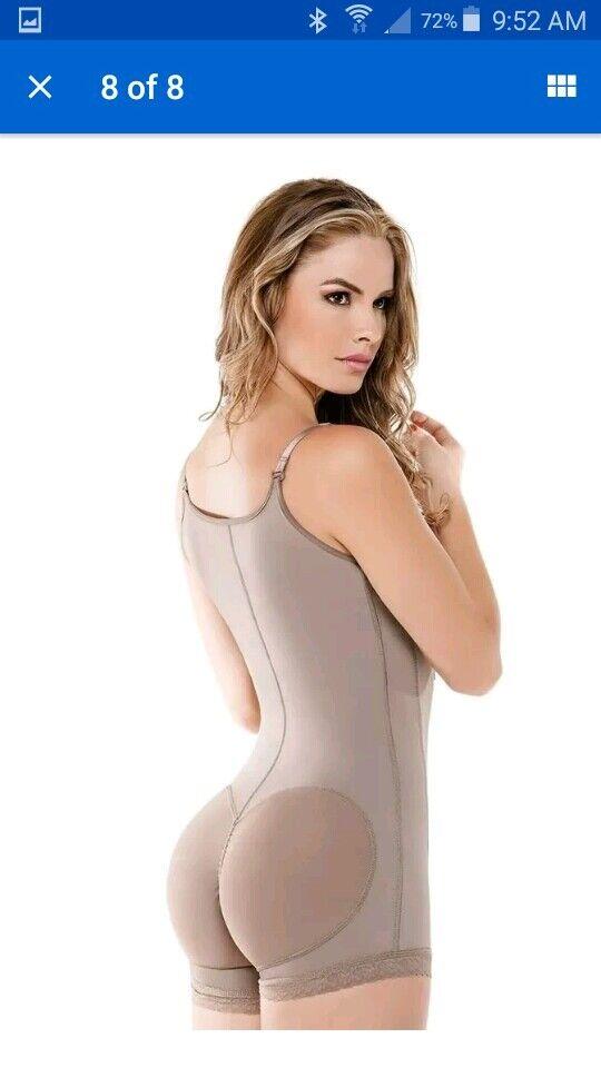 Fajas Colombianas Full Body Shaper Slimming Shapewear Bodysuit Post Surgery RW