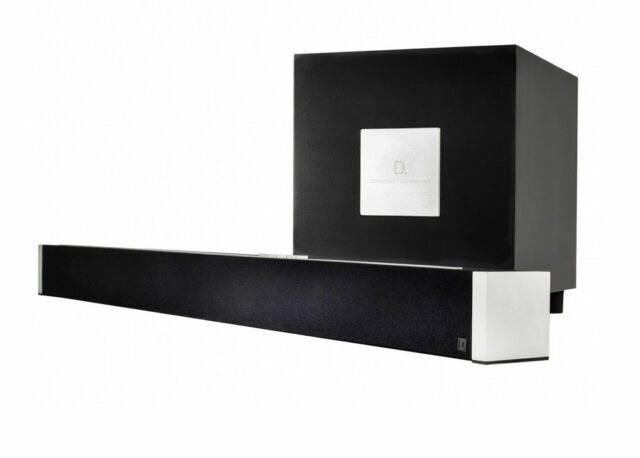 Definitive Technology BVFBC-A Studio Wireless Sound Bar System - Black