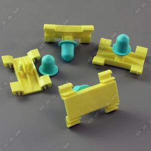 5x-Porte-Bordure-Moulage-Support-Clips-pour-Fiat-Multipla-BMW-E39