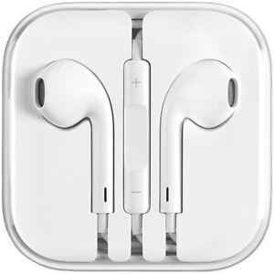 Earphones Headphone for Apple iPhone 6s 6 5c 5 5s 5se iPad Handsfree UK