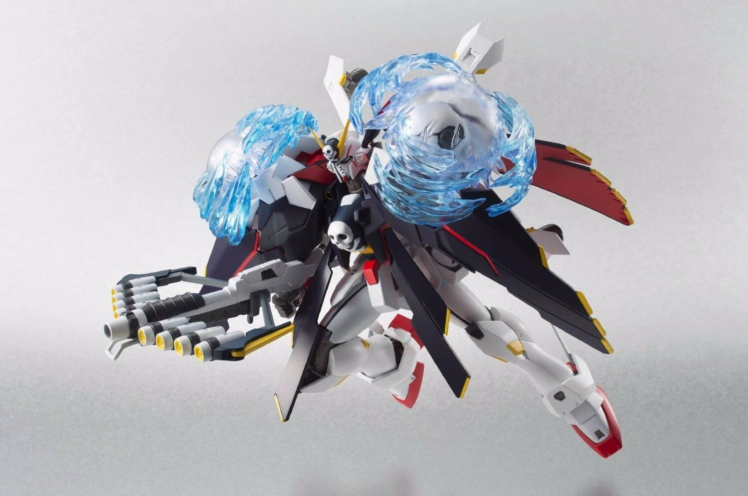 ROBOT SPIRITS Side MS CROSSBONE GUNDAM X-1 FULL CLOTH Action Action Action Figure BANDAI japan 8e4d8d
