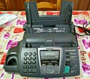 Telefono FAX PANASONIC KX-FC195JT senza pellicola/toner e cordless