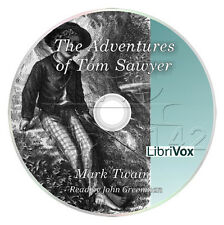 The Adventures of Tom Sawyer (LibriVox Audiobook) (MP3 CD)