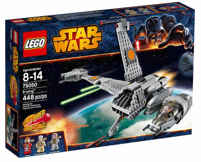 NEU LEGO® Star Wars 75050 - B-Wing™ NEU & OVP aus Episode VI  Die Rache der Sith