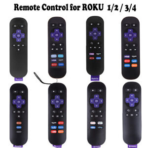 Universal-Replacement-Remote-Control-for-ROKU-1-2-3-4-LT-HD-XD-XS-Player-Lot