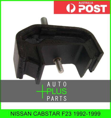 Fits NISSAN CABSTAR F23 1992-1999 Rear Engine Motor Mount Right Hand Rh Hand